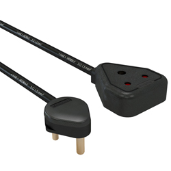 15 amp extension cable - ETS Hire