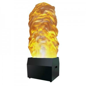 flame effect box